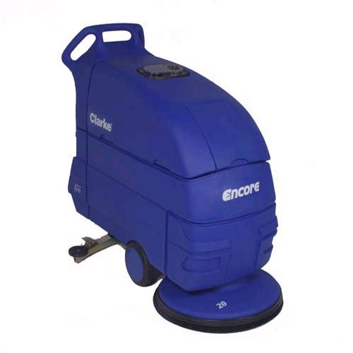 rent floor scrubber machine