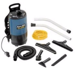 Rental store for VACUUM, BACKPACK 10 QT W 5 Attachments in Omaha NE