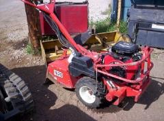 Rental store for TILLER, 16 HP REAR TINE  HYDRAULIC in Omaha NE