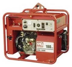Rental store for WELDER, GENERATOR 180 AMP-GAS in Omaha NE
