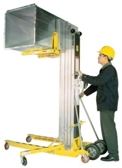 Rental store for HI-LIFT TELESCOPIC JACK 24 Ft, 650 Lb in Omaha NE