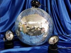Where to rent MIRROR BALL 16  W SPOTS PKG in Omaha NE