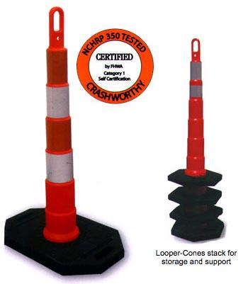 Where to find BARRICADES-42  LOOPER CONE 16 in Omaha