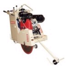 Rental store for CONCRETE SAW, SELF-PROPELLED  18 HP in Omaha NE