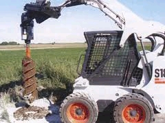 Rental store for SKID-STEER LOADER, S175 W AUGER in Omaha NE