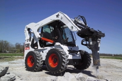 Rental store for SKID-STEER LOADER, W LG BREAKER in Omaha NE