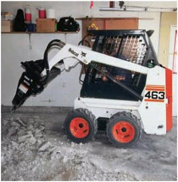 Where to find HYDRAULIC BREAKER, SMALL in Omaha