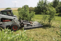 Rental store for HYDRAULIC MOWER  Skid-Steer in Omaha NE