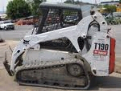 Rental store for SKID-STEER LOADER, T190 W RUBBER TRACKS in Omaha NE