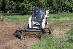 Rental store for SOIL CONDITIONER ATTCH 72   Skid-Steer in Omaha NE