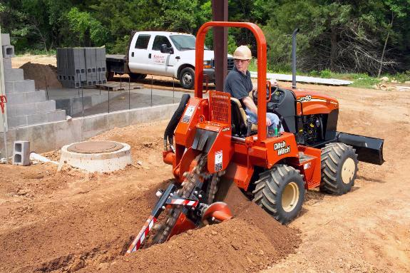 Where to find TRENCHER, RT40  5   DITCH WITCH - DIESEL in Omaha