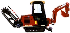 Where to rent TRENCHER, HT25 W HOE-12  BUCKET in Omaha NE