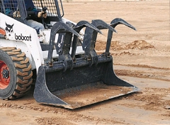 Where to rent GRAPPLE  HYDRAULIC  SOLID BUCKET in Omaha NE