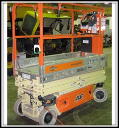 Where to rent SCISSOR LIFT 19 30  1930ES -ELEC INDOOR in Omaha NE