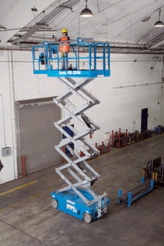 Where to rent SCISSOR LIFT 26 32   2632  INDOOR in Omaha NE