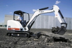 Rental store for BACKHOE, CRAWLER 10 Ft DIG  329    E26 in Omaha NE