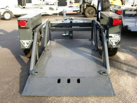Where to find HYDRAULIC DROPDECK TRAILER, 4 4 X9 in Omaha