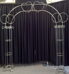 Where to rent ARCH, DOUBLE RING  CHROME in Omaha NE