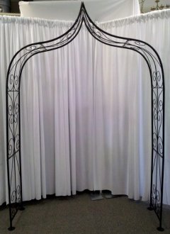Where to rent ARCH, IRON DECORATIVE in Omaha NE