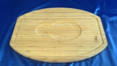 Rental store for BAMBOO CUTTING BOARD 20X16 in Omaha NE