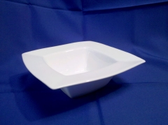 Where to rent SAUCE DISH, SQUARE PORCELAIN in Omaha NE