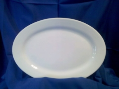 Rental store for PLATTER, PORCELAIN OVAL - MD in Omaha NE