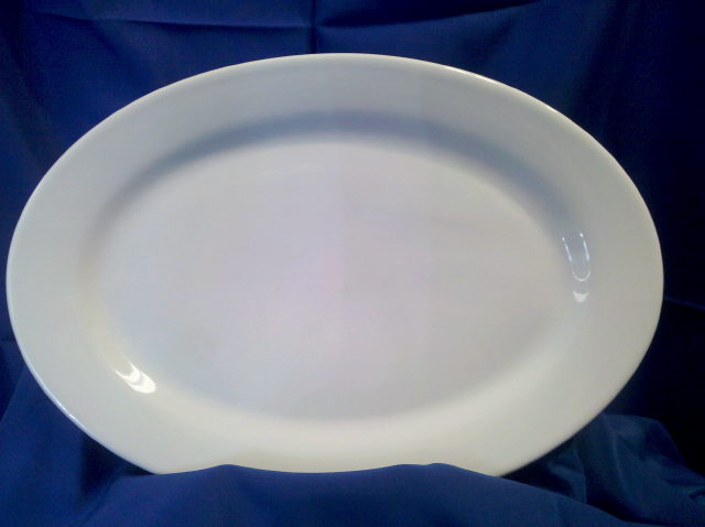 Where to find PLATTER, PORCELAIN OVAL - LG in Omaha