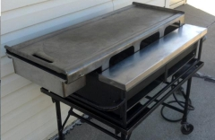 Rental store for IRON GRIDDLE TOP 16X40 in Omaha NE