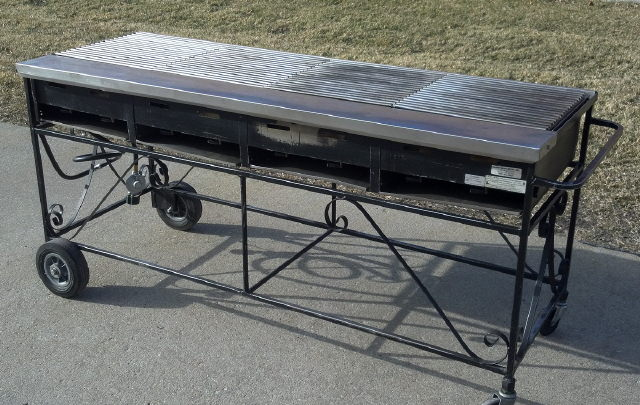 Where to find PROPANE GRILL     2 X 6 in Omaha