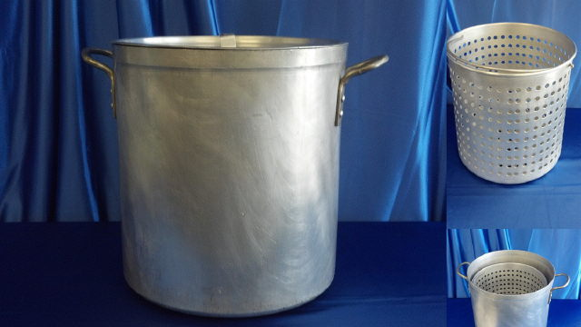 Where to find POT - ALUMINUM 60 QT W LID in Omaha