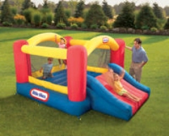 Rental store for JUMP N  SLIDE BOUNCER in Omaha NE