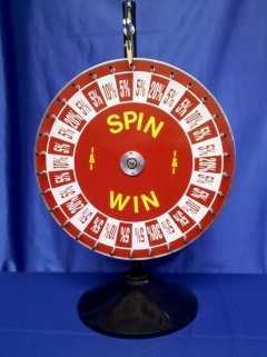 Rental store for WHEEL, SPIN TO WIN   24 in Omaha NE