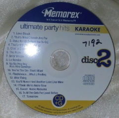 Where to rent ULTIMATE PARTY HITS II in Omaha NE