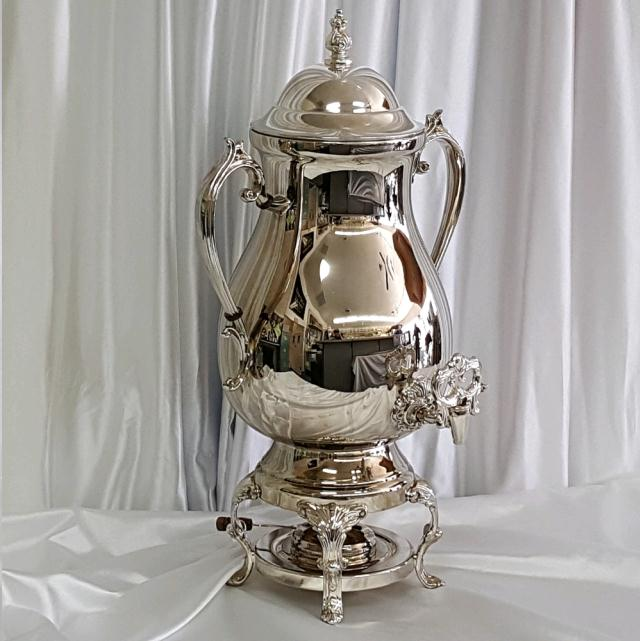 Coffee Urn 50 Cup Silver Rentals Omaha Ne Where To Rent