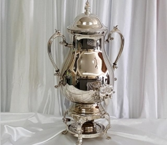 Where to rent COFFEE URN, 50 CUP SILVER in Omaha NE