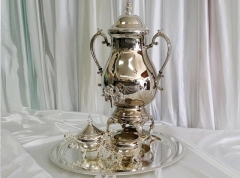 Where to rent SILVER 50C URN SET in Omaha NE