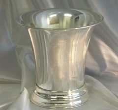 Where to rent CHAMPAGNE BUCKET - FLARED SILVER in Omaha NE