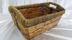 Rental store for BASKET, WICKER TWINE - Large in Omaha NE