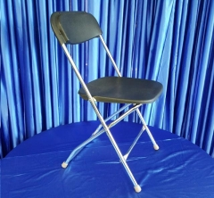 Rental store for CHAIR, BLACK   CHROME LEG in Omaha NE