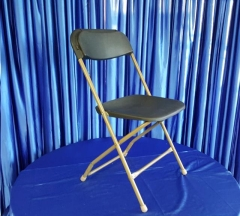 Rental store for CHAIR,  BLACK   BRONZE LEG in Omaha NE