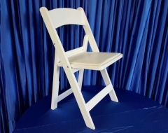 Where to rent CHAIR, RESIN - WHITE in Omaha NE