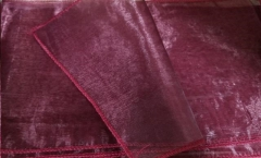 Where to rent TIES, BURGUNDY ORGANZA 7X102 in Omaha NE
