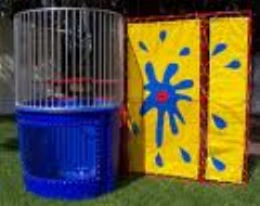 Where to rent DUNK TANK TOWABLE in Omaha NE