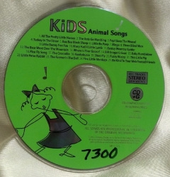Where to rent KIDS ANIMAL SONGS in Omaha NE