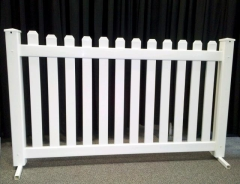 Rental store for EVENT PICKET FENCING, 6 FT X 42 H in Omaha NE
