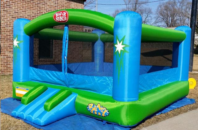 Where to find BIG OL  BOB BOUNCER 12 X15 in Omaha