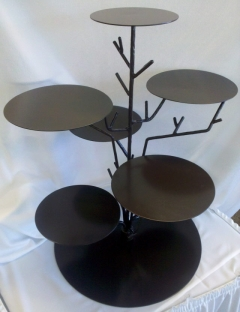 Rental store for CUPCAKE TREE, Twig Bronze 7-Tier in Omaha NE