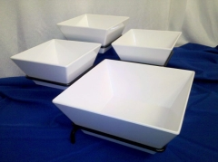 Where to rent 4-BOWL  SQUARE  SET W STAND in Omaha NE