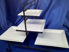 Where to rent PYRAMID STAND W PORCELAIN  5  PKG in Omaha NE