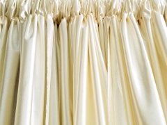 Where to rent DRAPE, IVORY 60 X95  SATEEN in Omaha NE